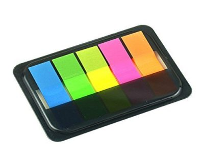 Pack de mini post-it de colores