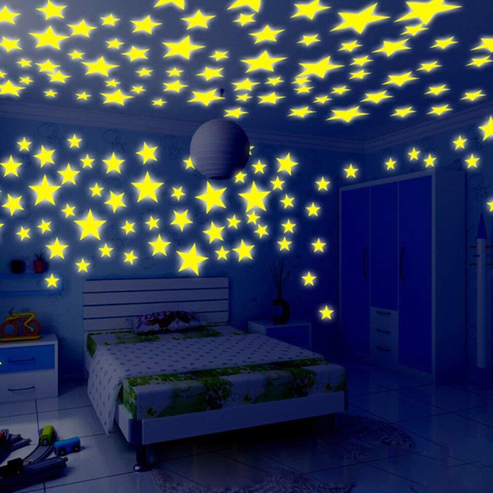 Pegatinas de estrellas brillantes