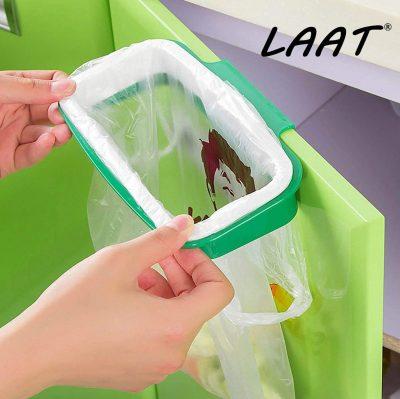 Colgante de plástico para la bolsa de la basura