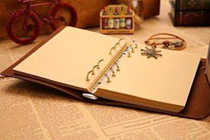 Cuaderno de viaje estilo marinero