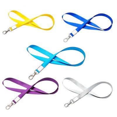 Pack de 5 cordones para el cuello multiusos